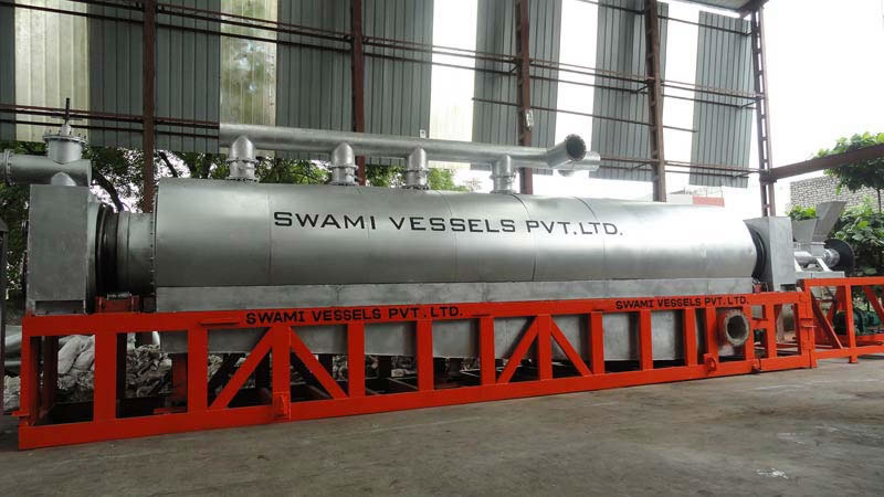 Plastic Pyrolysis Plants, Manufacturer, Supplier, Exporter